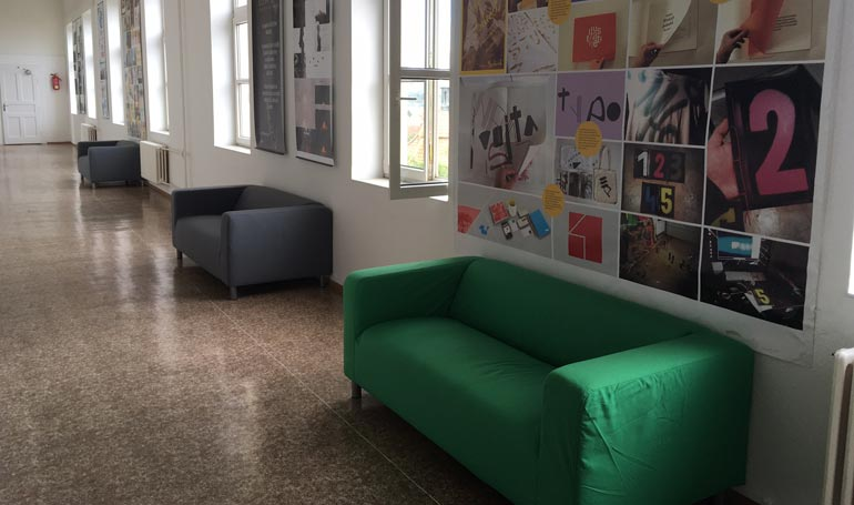 VŠKK interiér